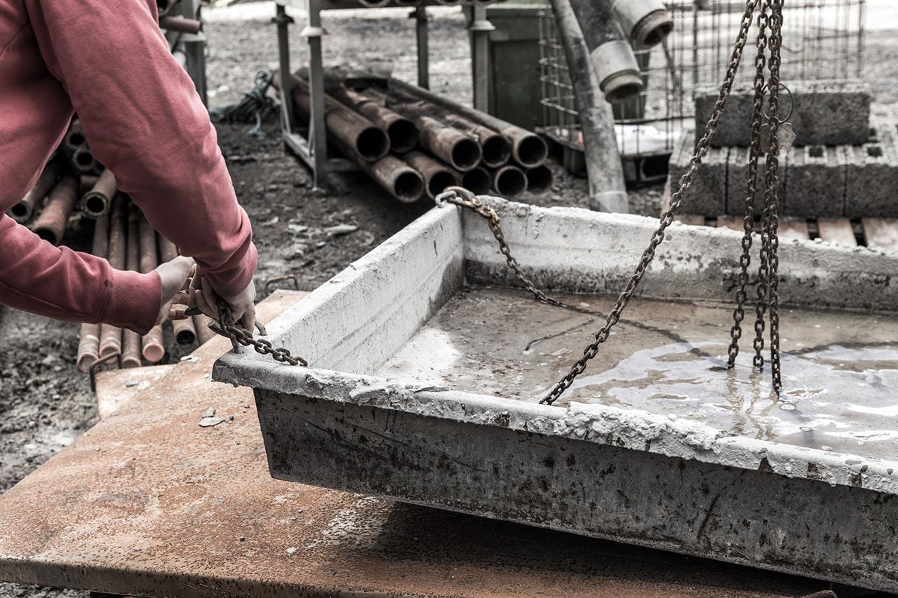 Miljö och waste management Betongkonsult