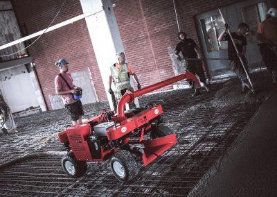 Linedragon, Betongkonsult i väst. Vi löser dina behov kring betong.